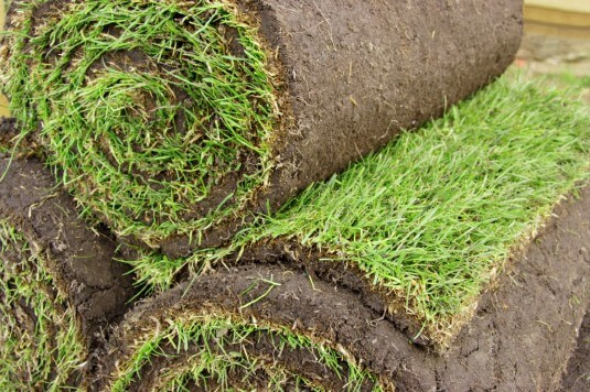 Laying Instant Turf