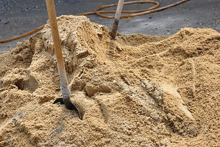 Sand Preview